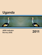 Cover of Uganda AIS, 2011 - Final Report (English)