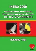 Cover of Mozambique AIS, 2009 - Final Report (Portuguese)