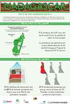 Cover of Madagascar 2016 MIS - Infographic (French)