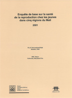Cover of Mali 2001 - Final Report (French)