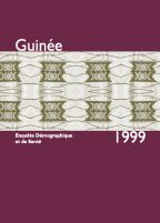 Cover of Guinea DHS, 1999 - Final Report (French)