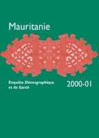 Cover of Mauritania DHS, 2000-01 - Final Report (French)