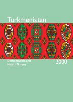 Cover of Turkmenistan DHS, 2000 - Final Report (English)