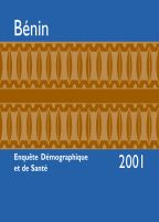 Cover of Benin DHS, 2001 - Final Report (French)