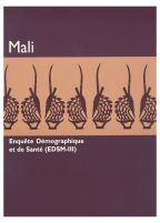 Cover of Mali DHS, 2001 - Final Report (French)