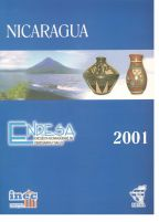 Cover of Nicaragua DHS, 2001 - Final Report (Spanish)