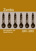 Cover of Zambia DHS, 2001-02 - Final Report (English)