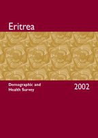 Cover of Eritrea DHS, 2002 - Final Report (English)