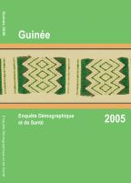 Cover of Guinea DHS, 2005 - Final Report (French)
