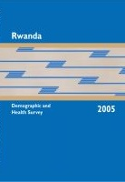 Cover of Rwanda DHS, 2005 - Final Report (English)