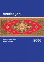 Cover of Azerbaijan DHS, 2006 - Final Report (English)