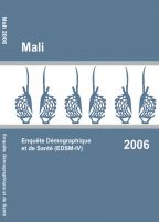 Cover of Mali DHS, 2006 - Final Report (French)