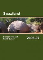 Cover of Swaziland DHS, 2006-07 - Final Report (English)