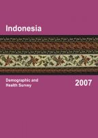 Cover of Indonesia DHS, 2007 - Final Report (English)