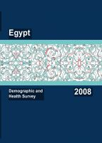 Cover of Egypt DHS, 2008 - Final Report (English)