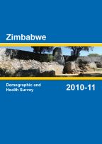 Cover of Zimbabwe DHS, 2010-11 - Final Report (English)