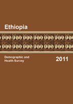 Cover of Ethiopia DHS, 2011 - Final Report (English)