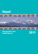 Cover of Nepal DHS, 2011 - Final Report (English)