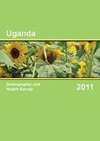 Cover of Uganda DHS, 2011 - Final Report (English)