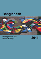 Cover of Bangladesh DHS, 2011 - Final Report (English)