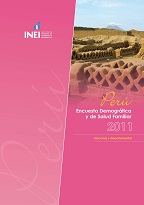 Cover of Peru DHS, 2011 - Final Report Continuous (2011) (Spanish)