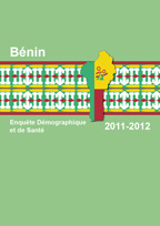 Cover of Benin DHS, 2011-12 - Final Report (French)