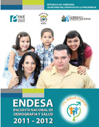 Cover of Honduras DHS, 2011-12 - Final Report (Spanish)