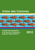2012 Comoros DHS