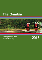 Cover of Gambia DHS, 2013 - Final Report (English)