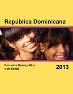 Cover of Dominican Republic DHS, 2013 - Final Report (Spanish)