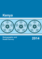 Cover of Kenya DHS, 2014 - Final Report (English)