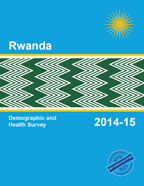 Cover of Rwanda DHS, 2014-15 - Final Report (English)
