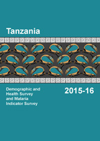 Cover of Tanzania DHS, 2015-16 - Final Report (English)