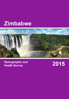 Cover of Zimbabwe DHS, 2015 - Final Report (English)