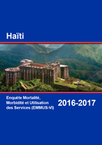 Cover of Haiti DHS, 2016-17 - Final Report (French)