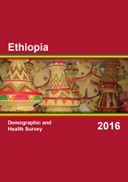 Cover of Ethiopia DHS, 2016 - Final Report (English)