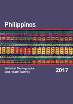 Cover of Philippines DHS, 2017 - Final Report (English)