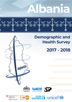 Cover of Albania DHS, 2017-18 - Final Report (English)