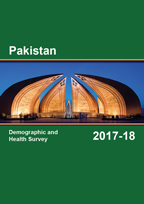 Cover of Pakistan DHS, 2017-18 - Final Report (English)