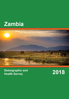Cover of Zambia DHS, 2018 - Final Report (English)