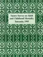 Cover of Tanzania In Depth, 1995 - Tanzania 1995 In Depth Study - Final Report (English)