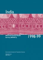 Cover of India DHS, 1998-99 - Final Report (English)