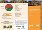 Cover of Jordan DHS 2007 Fact Sheet (English)