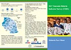 Cover of Tanzania MIS 2017 Malaria Fact Sheet (Kiswahili) (English)