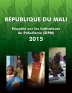 Cover of Mali MIS, 2015 - MIS Final Report (French)