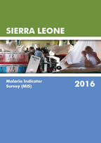 Cover of Sierra Leone MIS, 2016 - MIS Final Report (English)
