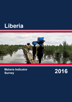 Cover of Liberia MIS, 2016 - MIS Final Report (English)