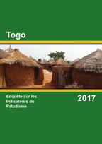 Cover of Togo MIS, 2017 - MIS Final Report (French)