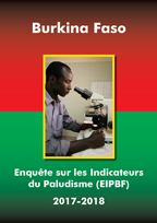 Cover of Burkina Faso MIS, 2017-18 - MIS Final Report (French)