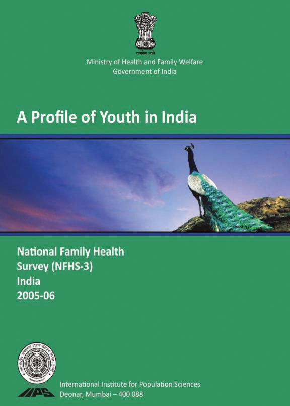 Cover of A Profile of Youth in India (English)
